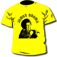 Camiseta de chico JAMES BROWN