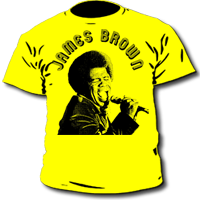 Camiseta de niño JAMES BROWN