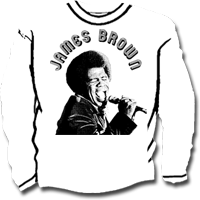Camiseta de niño de manga larga JAMES BROWN