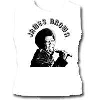 Camiseta de chico sin manga JAMES BROWN