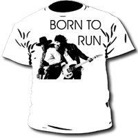Camiseta de niño BRUCE SPRINGSTEEN - BORN TO RUN