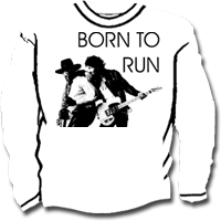 Camiseta de niño de manga larga BRUCE SPRINGSTEEN - BORN TO RUN