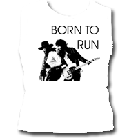 Camiseta de chico sin manga BRUCE SPRINGSTEEN - BORN TO RUN