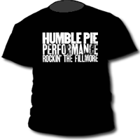 Camiseta de chico HUMBLE PIE
