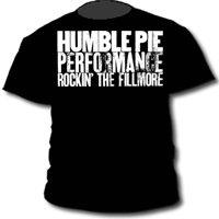 Camiseta de niño HUMBLE PIE