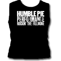 Camiseta de chico sin manga HUMBLE PIE