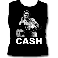 Camiseta de chico sin manga JOHNNY CASH