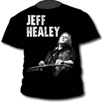 Camiseta de niño JEFF HEALEY