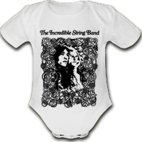 Body de bebé INCREDIBLE STRING BAND
