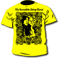 Camiseta de niño INCREDIBLE STRING BAND