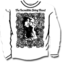 Camiseta de niño de manga larga INCREDIBLE STRING BAND