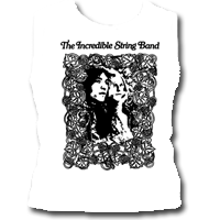 Camiseta de chico sin manga INCREDIBLE STRING BAND