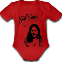 Body de bebé NEIL YOUNG