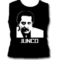 Camiseta de chico sin manga JUNCO