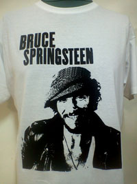 Camiseta de chico BRUCE SPRINGSTEEN